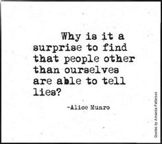 Community: 10 Lovely Quotes From Nobel Prize Winner Alice Munro