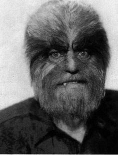 Wolf-man, in Island of Lost Souls (1932)