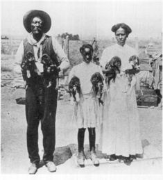 "Pueblo Pioneers - William Johnson, Iva Melton, Laura Bell   ""One black woman, Alice Rowan, the daughter of two of the Mississippi servants who went to California with their families, became a schoolteacher and taught white children at Riverside. She may very well have been the first black to teach at a white school in the United States.""---from Leonard J. Arrington, ""Mississippi Mormons,"" Ensign, June 1977,  page 46"