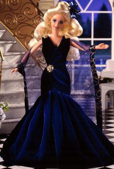 1995 Sapphire Dream® Barbie® Doll