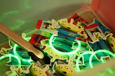 Toy Story themed kids party ideas. Can use some for everyday. :-)