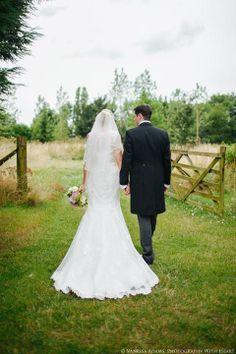 Hand in hand at Bassmead Manor Barns #weddingvenue #wedding #bride #groom