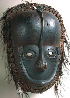 New Guinea Spirit mask    Angriman people, Middle Sepik River, Papua New Guinea, Oceania