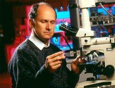 Biografia de Manuel Elkin Patarroyo. Científico Colombiano que descubrió la vacunacontra la malaria.
