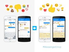 A Whole New Emoji World for Facebook Messenger