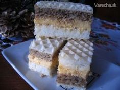 Po upečení a ochutnaní… Slovak Recipes, Czech Recipes, Russian Recipes, Ethnic Recipes, Cream Cheese Flan, Cake Recept, Romanian Food, Sweets Cake, Nutella