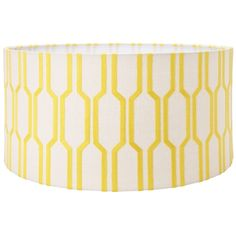 Leura Pendant Shade 60cm Embroidered Yellow kids room?