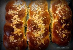 Holiday Traditions, Holiday Baking, Ants, Food And Drink, Easter, Recipes, Greek, Traditional, Brot