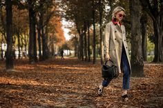 The ultimate Autumn Piece Trench, Supernatural, High Fashion, Autumn, Glasses, Jeans, Shopping, Beauty, La Mode