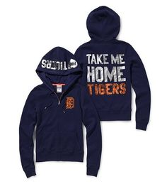 Detroit Tigers!-- so cute! And expensive ;)