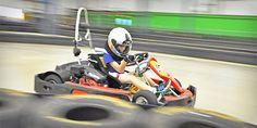 The Pit Indoor Kart Racing. Mooresville NC