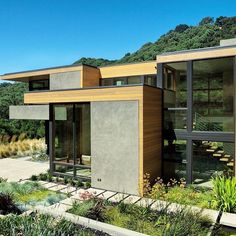 #exterior #design #ideas #interiordesignideas #architects #architecture #art #modern #style #space #concrete #wood #combination #artists