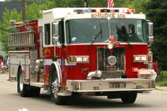 Engine 132, Brownsburg Fire Territory, Indiana