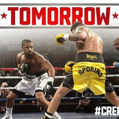 A fight you won't want to miss. Own on Digital now & on Blu-ray™ Apollo Creed, Rocky Balboa, Champs, Digital, Instagram