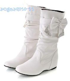 10+ Winter wedding boots ideas