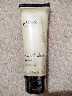 $9 shipped or trade.  Wen Sweet almond mint Styling creme. 4 fl oz. New.