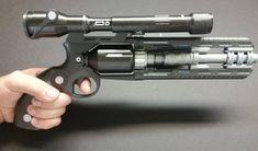 Star Wars Knights of the Old Republic Mandalorian/ Smugglers Revolver - KIT