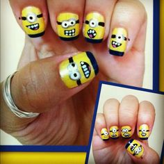 Dispicable me Siobhan needs these