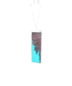 Riveristic necklace