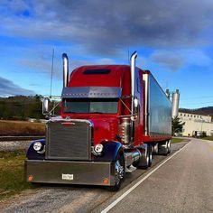 Custom Freightliner Classic