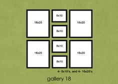 37 different layouts to group and display photos in your home. I have a crap ton of posters from a poster shop that I am getting frames for to hang them up and this website shows you so many ways to do it! - Home Decorating Tips