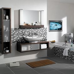 Tilerworld - Inspiration and ideas for wall & floor tiling in bathrooms, kitchens, showers and wetrooms