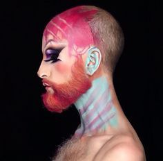 Beard drag