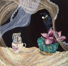 Art by the sea, art gallery in Devonport, Auckland, New Zealand Surrealism Painting, Artist Painting, Contemporary Artists, Mixed Media, Art Gallery, Art Museum, Mixed Media Art