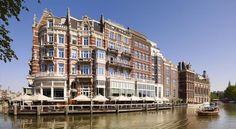 HOTEL|オランダ・アムステルダムのホテル>アムステル川沿いに位置する豪華な5つ星ホテル>ド ルーロップ アムステルダム(De L'Europe Amsterdam)