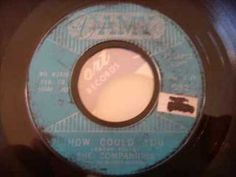 Rare Brooklyn Doo Wop Sound - The Companions - How Could You