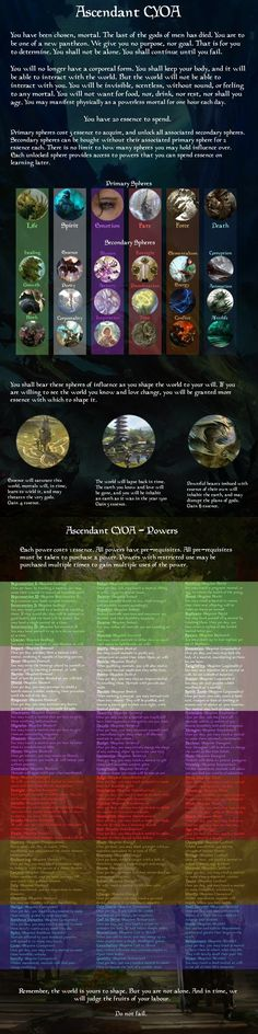 Ascendant CYOA