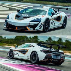 McLaren 570S Sprint 2016 A marca inglesa apresenta no festival da velocidade de Goodwood mais um esportivo especial para competição o 570S Sprint. O modelo não está homologado para competições mas oferece a experiência de pilotagem semelhante das grandes corridas para um entusiasta de alta performance. O carro é construído com base no chassi de fibra de carbono MonoCell II e tem motor V8 biturbo 3.8 litros acoplado com transmissão SSG de sete marchas. A poontência e torque não foram…