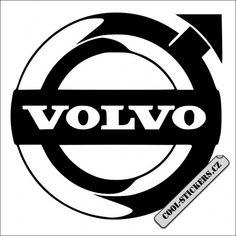 Volvo samolepka na truck Cool Stickers, Volvo, Trucks, Logos, Vehicles, Logo, Truck, Car, Vehicle