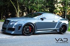 Widebody Bentley pin more cool pics http://extreme-modified.com/category/extreme-world-best/