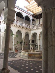 La belleza del palacio de Mañara #Sevilla #Palacio #Monumento