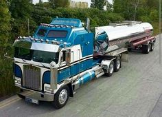 Kenworth K100 - US Trailer can buy used trailers in any condition to or from you. Contact USTrailer and let us rent your trailer. Click to http://USTrailer.com or Call 816-795-8484