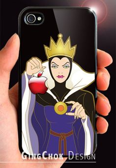 Witch Queen & Apple iPhone case! She is awesome... #PinAtoZ