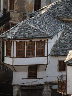 Gjirokastra- 19th Century Ottoman House by Peter Ashton aka peamasher, via Flickr