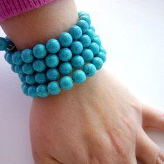 ....wrap around your wrist and go! Fashion statement....done! 😻