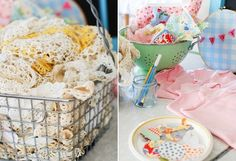 A Sewing Themed Baby Shower — Celebrations at Home