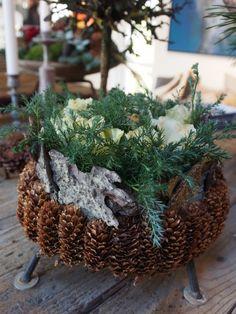 Billeder fra jul i galleriet/kursusrummet og åben julehave nu på lørdag og søndag fra kl 13 til 18 – Bruun's Have Tree Crafts, Xmas, Christmas, Natural Materials, Recycling, Deco, Winter, Christmas Time, Timber Wood