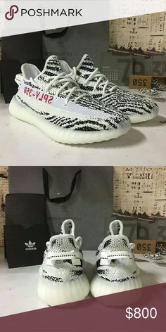 Yeezy Boost 350 V2 Zebra Release Date & Yeezy V2 Vs V1 Sale