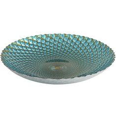 Peacock Serving Bowl