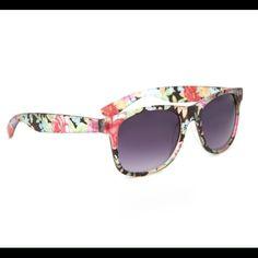 Flowered sunglasses Beautiful spring flower sun glasses Accessories Sunglasses