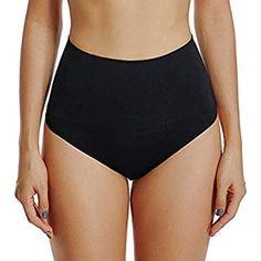 Aiserkly Women Soft Tummy Control Shapewear Shorts High-Waist Panty Breathable Body Shaper High Waist Plus Size Trend Underwear