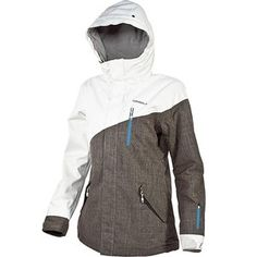 New 2013 Womens O'Neill Freedom Coral Insulated Snowboard Jacket
