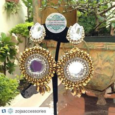 Buenas tardes! Chic@s continúan los especiales en #zojaaccessories  #earrings #handmadeaccesories #jewelry #fashion #zojaaccesories #accesorios #bridal #bellezas #instafashion #fashion #handmade #jewelry #necklae #follow #zojastudio @zojaaccesories. Info. Y ordenes/  829 342 1438.  E- mail: Zoraidaa26@gmail.com