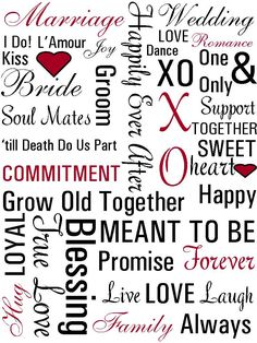 {Printables} Free Wedding Subway Art Printables | Your LifEvents Lifestyle Blog for the Artsy Chic - Free Printables, Fabulous Finds & Inspiration for Celebrating, Entertaining & Living Life To The Fullest