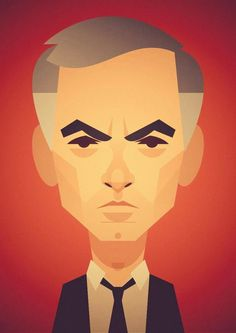 Mourinho - by Stanley Chow