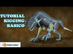tutorial blender rigging basico ,español - YouTube Blender 3d, Blender Models, Create Animation, Animation Film, 3d Computer Graphics, Video Game Development, Blender Tutorial, Modelos 3d, Animation Tutorial